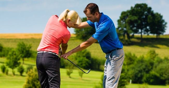 Top 5 best golf training aid for beginners