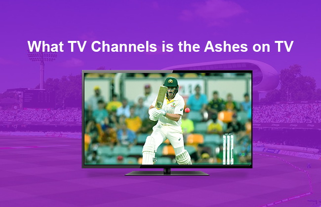 Ashes tv channels
