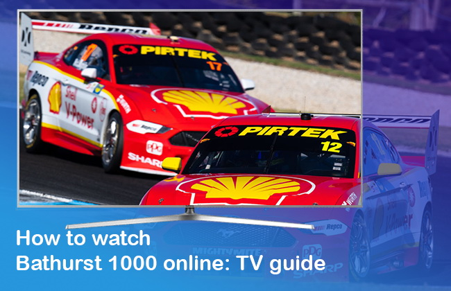 Bathurst 1000 tv guide